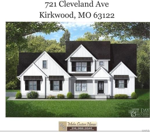 721 Cleveland Avenue Property Photo - Kirkwood, MO real estate listing