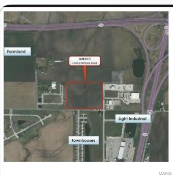2466 Formosa Road Property Photo - Troy, IL real estate listing