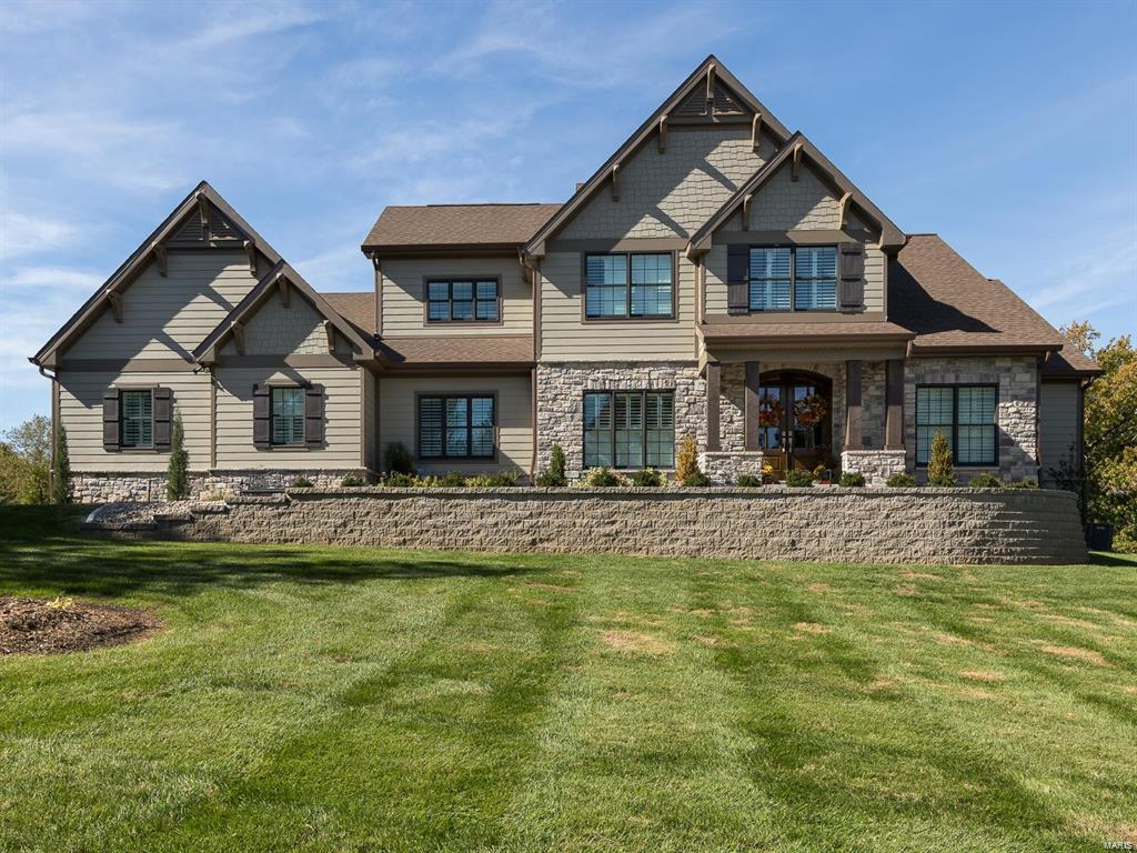 663 Pine Creek Drive Property Photo - Town and Country, MO real estate listing