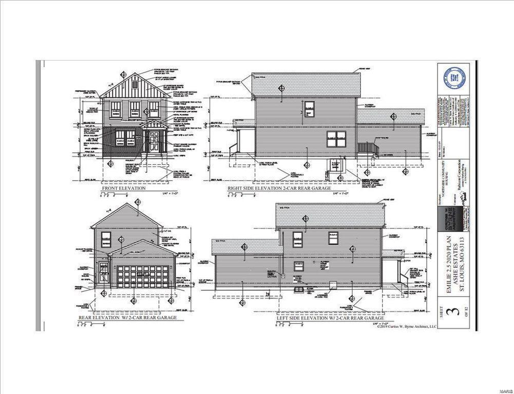 2609 N Sarah Street Property Photo - St Louis, MO real estate listing