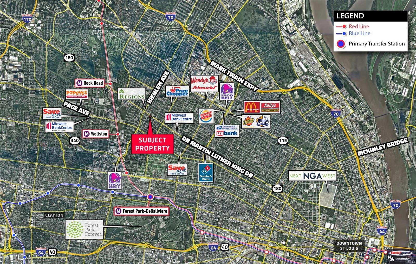 5960 Dr Martin Luther King Property Photo - St Louis, MO real estate listing