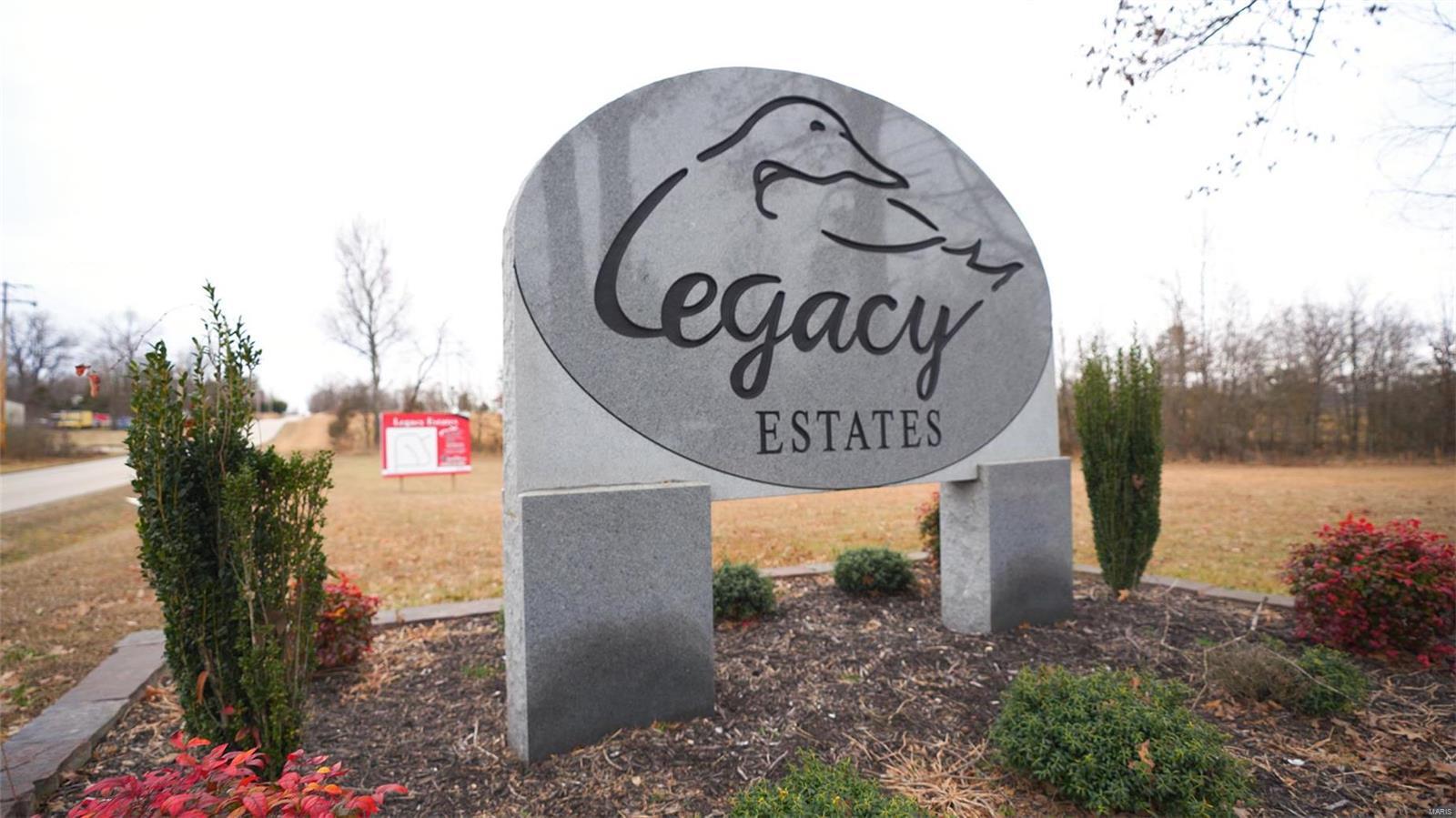 0 Lot 20 Legacy Estates Property Photo - Poplar Bluff, MO real estate listing