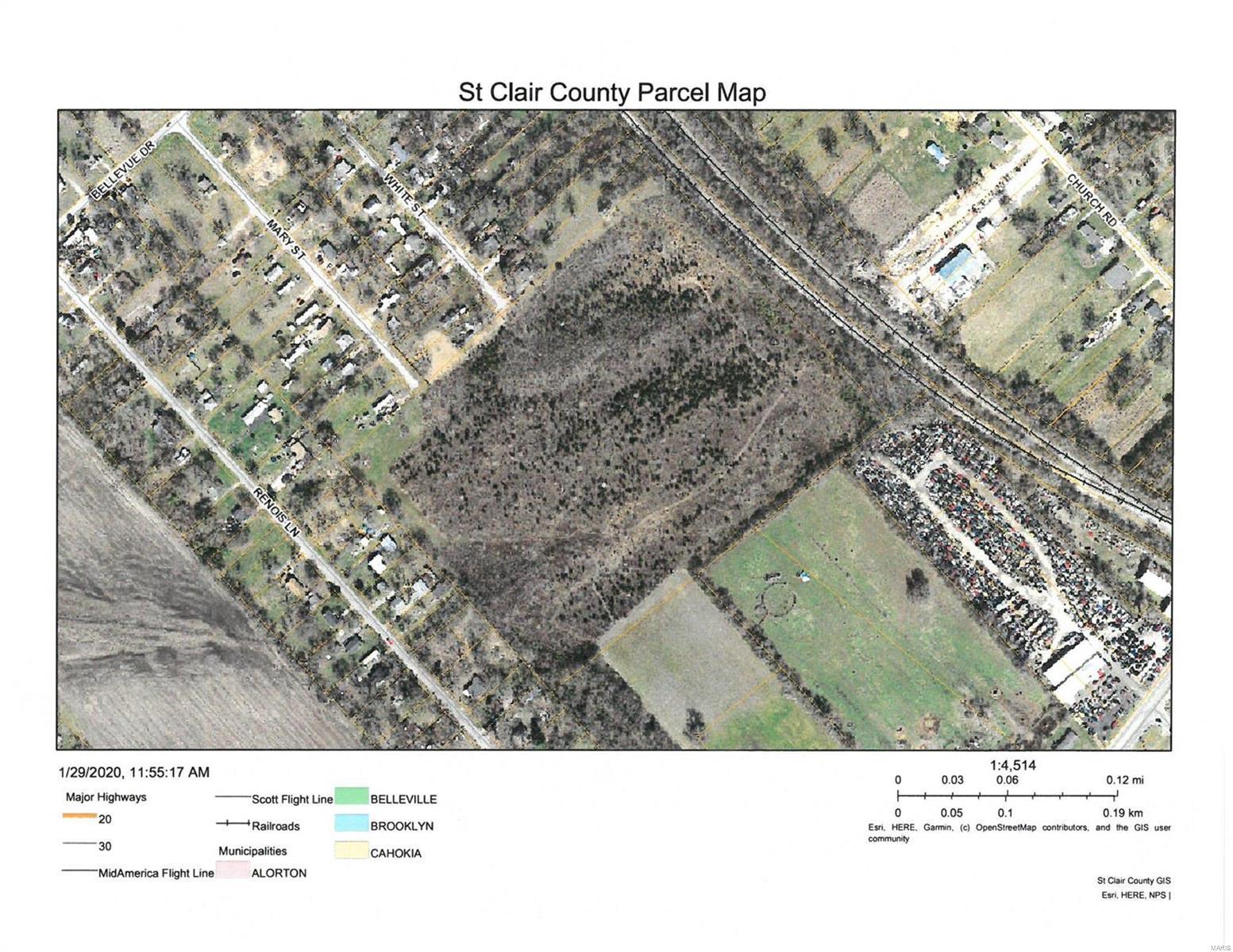 0 White Street Property Photo - Cahokia, IL real estate listing