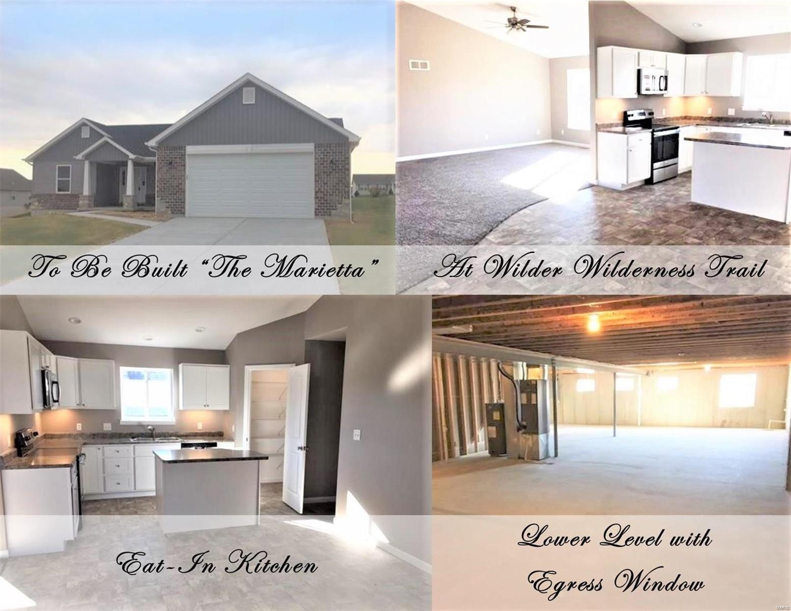 2 TBB Marietta@Wilder Wilderness Trail Property Photo - Winfield, MO real estate listing