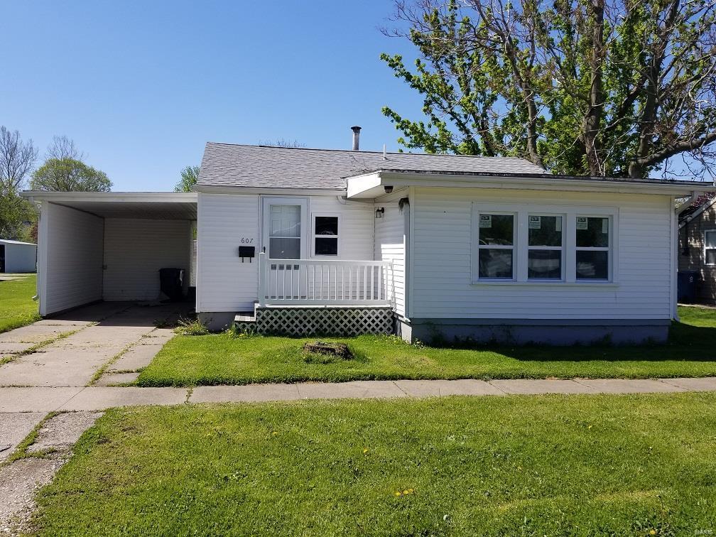 607 Donaldson Property Photo - Canton, MO real estate listing