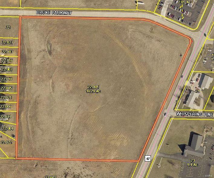 0 Lot 5 Brune Business Park Property Photo - Warrenton, MO real estate listing