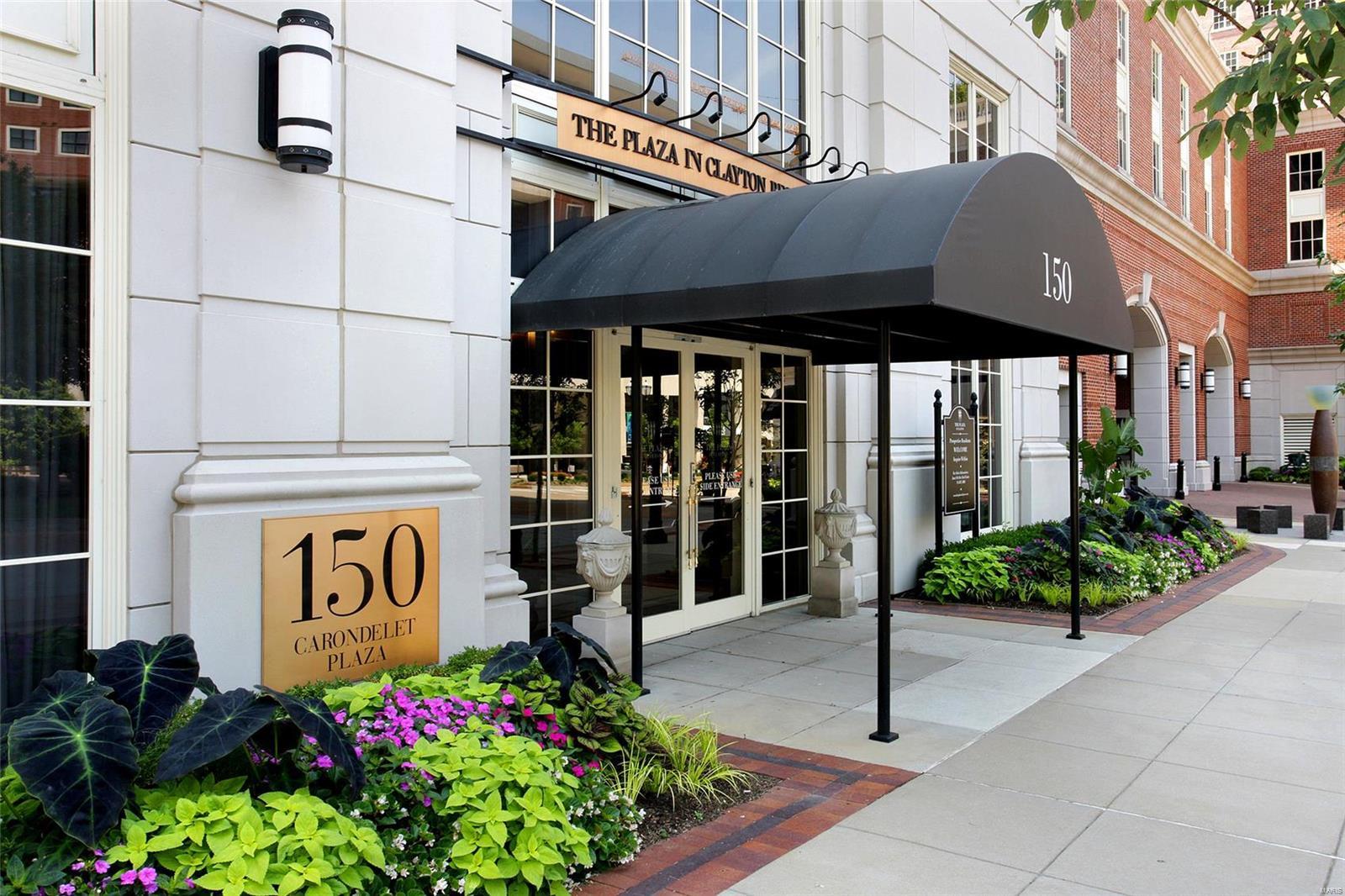 150 Carondelet Plaza #1503 Property Photo - Clayton, MO real estate listing