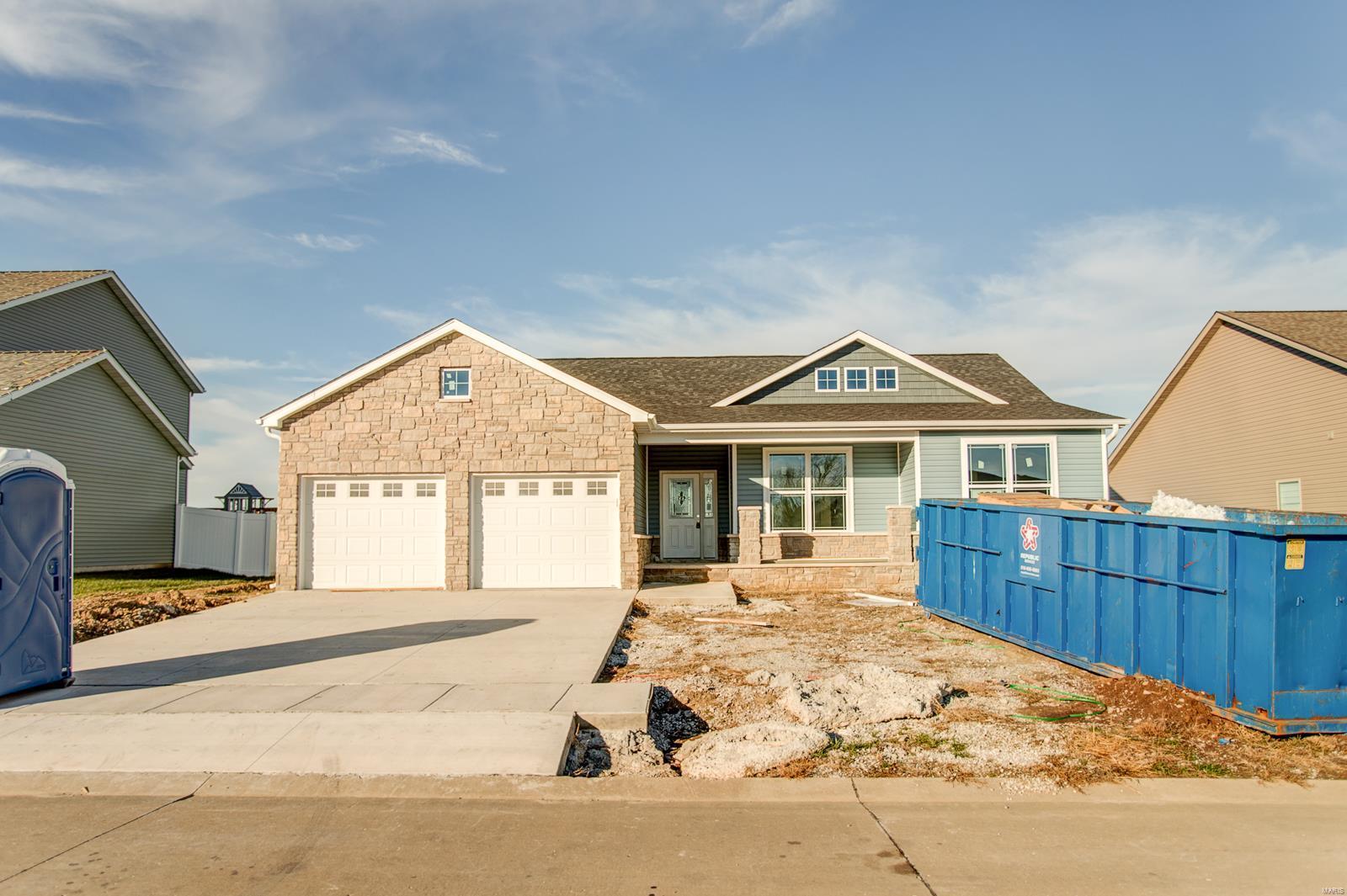 7105 Richmond Drive Property Photo - Glen Carbon, IL real estate listing