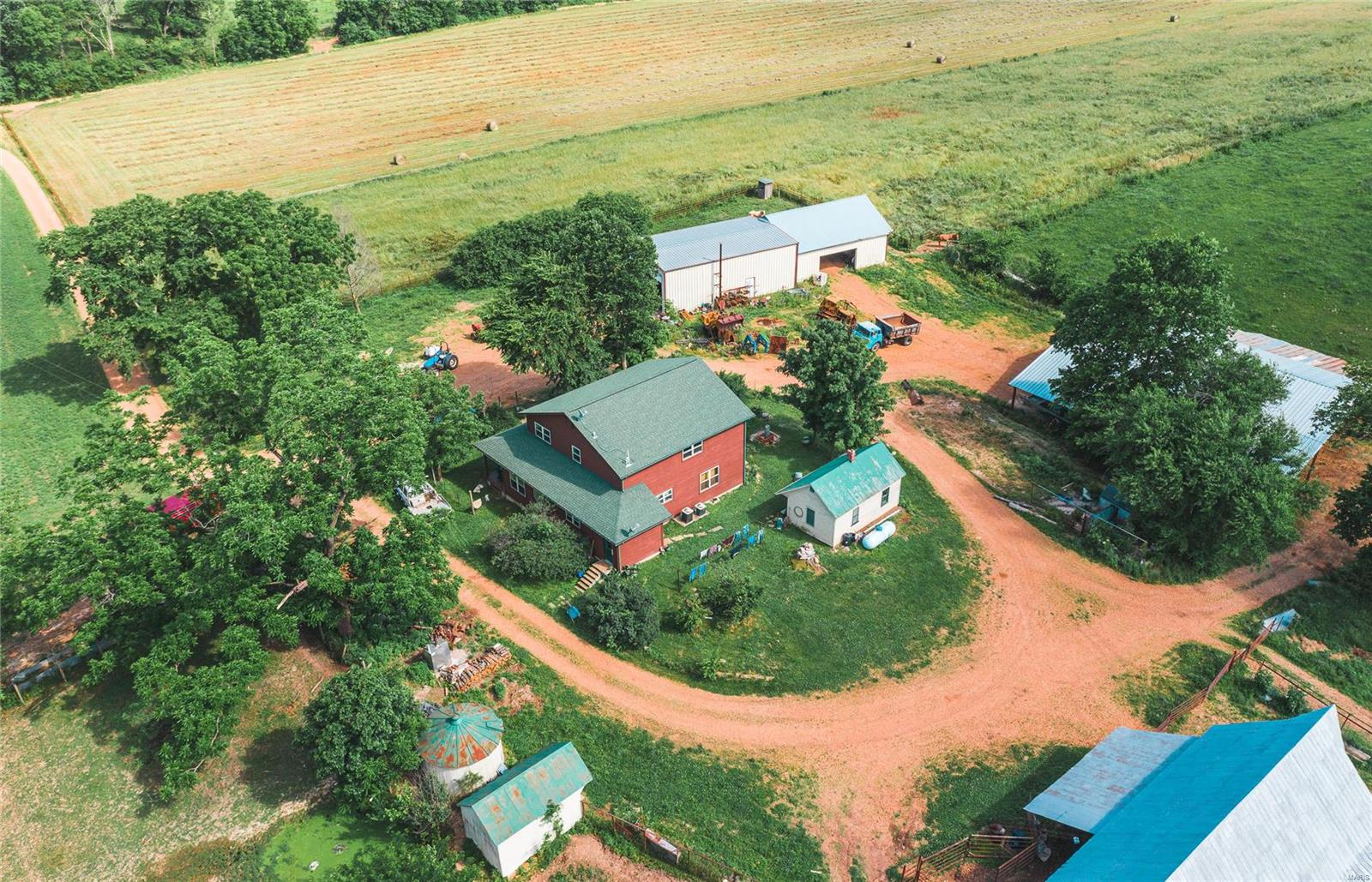 4047 Highway B Property Photo - Bland, MO real estate listing