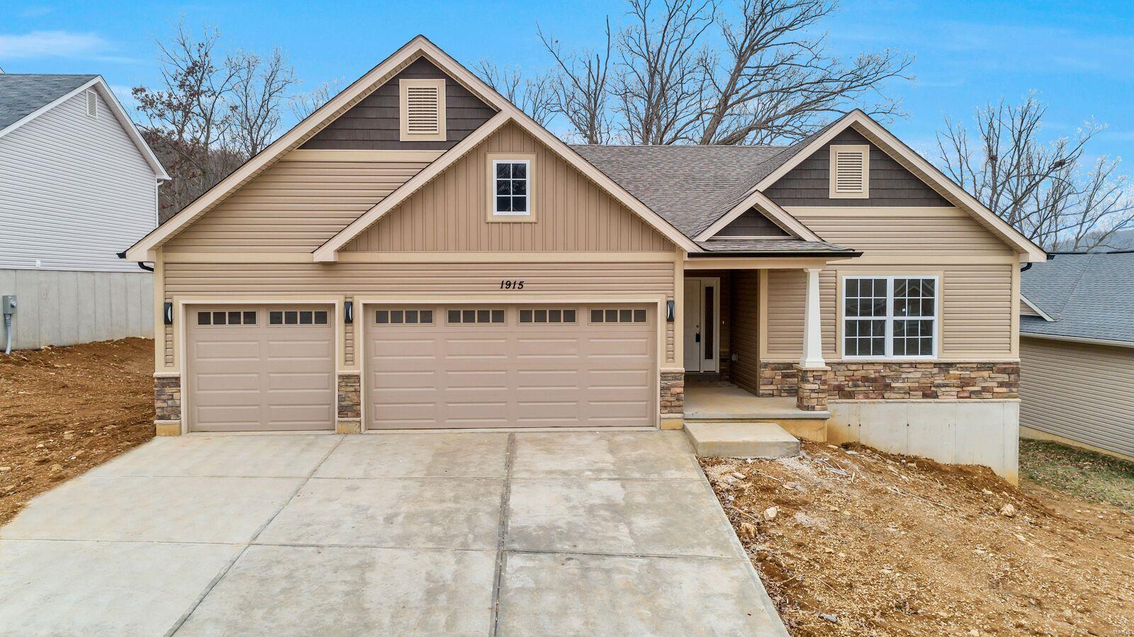 1343 Grey Wolf (Lot 151) Property Photo - Imperial, MO real estate listing