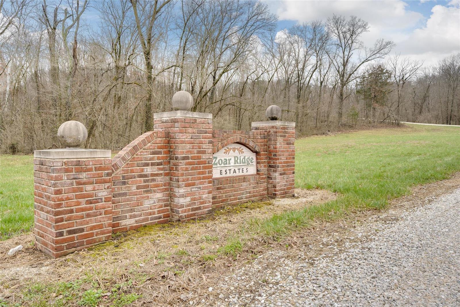 125 Jabin Farm (Lot 18) Road Property Photo - Wright City, MO real estate listing