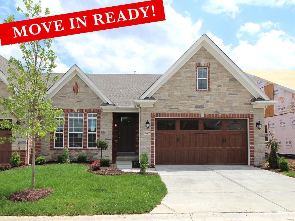 1322 Cordata Drive Property Photo - Frontenac, MO real estate listing