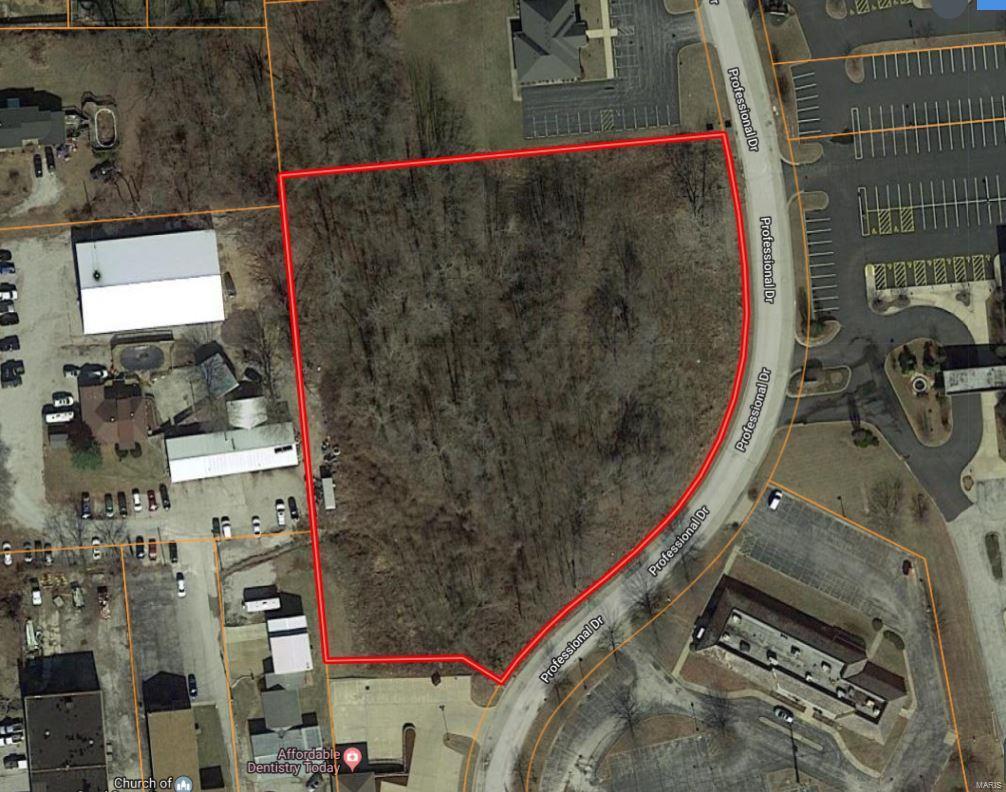 0 Professional Drive Property Photo - Alton, IL real estate listing
