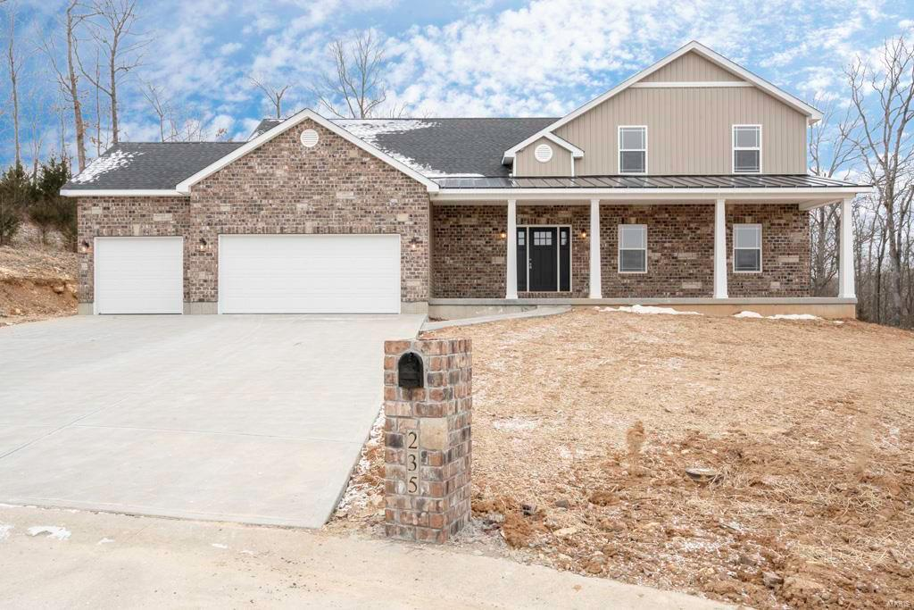 2 Timber Wolf /CONGRESSIONAL Property Photo - Festus, MO real estate listing