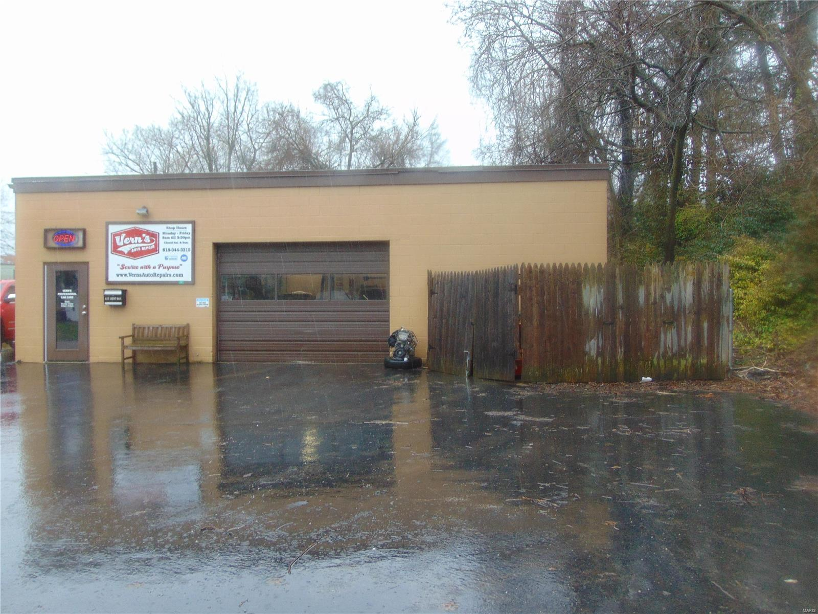 245 N Center Street Property Photo - Collinsville, IL real estate listing