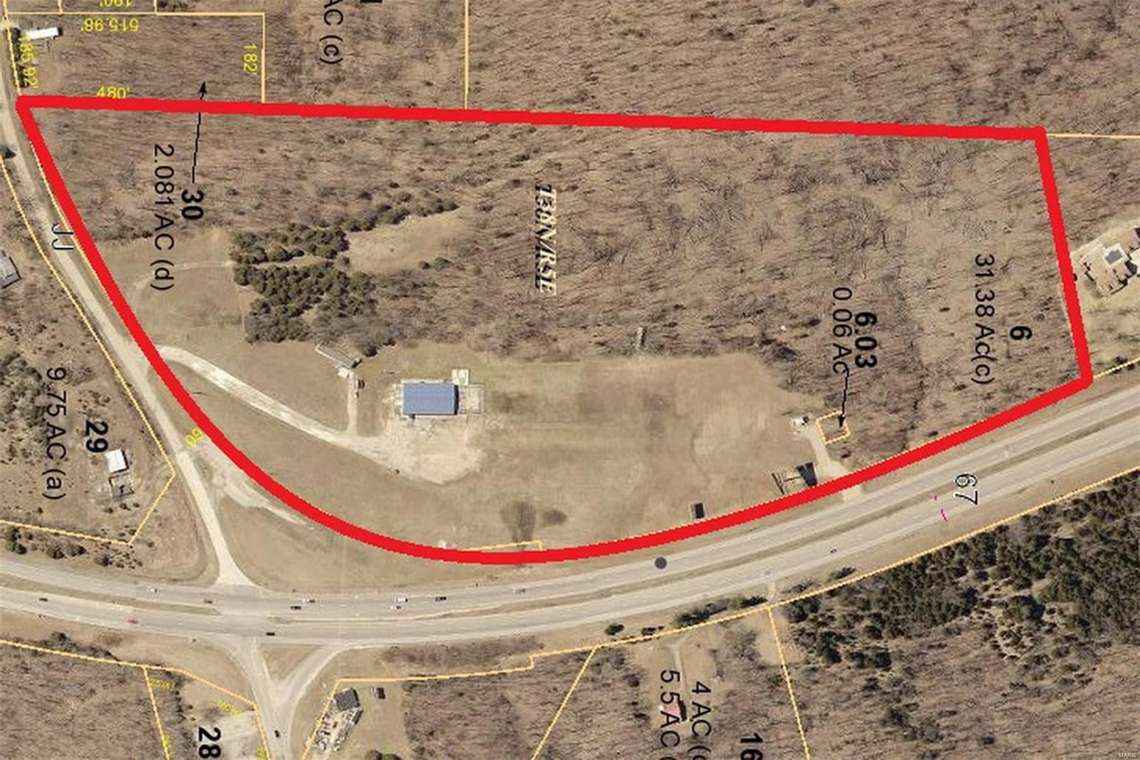 10055 US Highway 67 Property Photo - Valles Mines, MO real estate listing