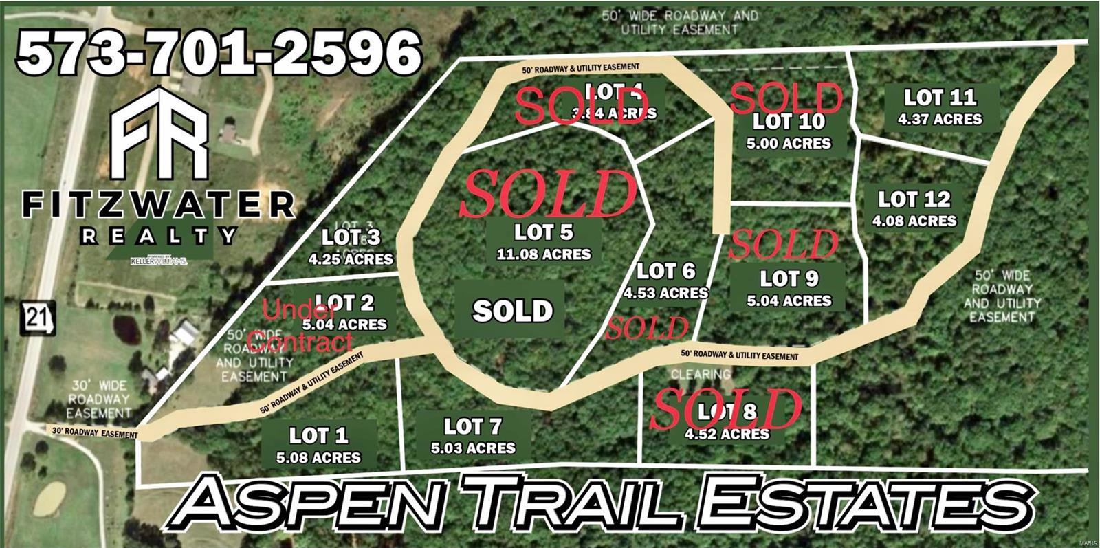 1 Aspen Trail Drive Property Photo - Potosi, MO real estate listing
