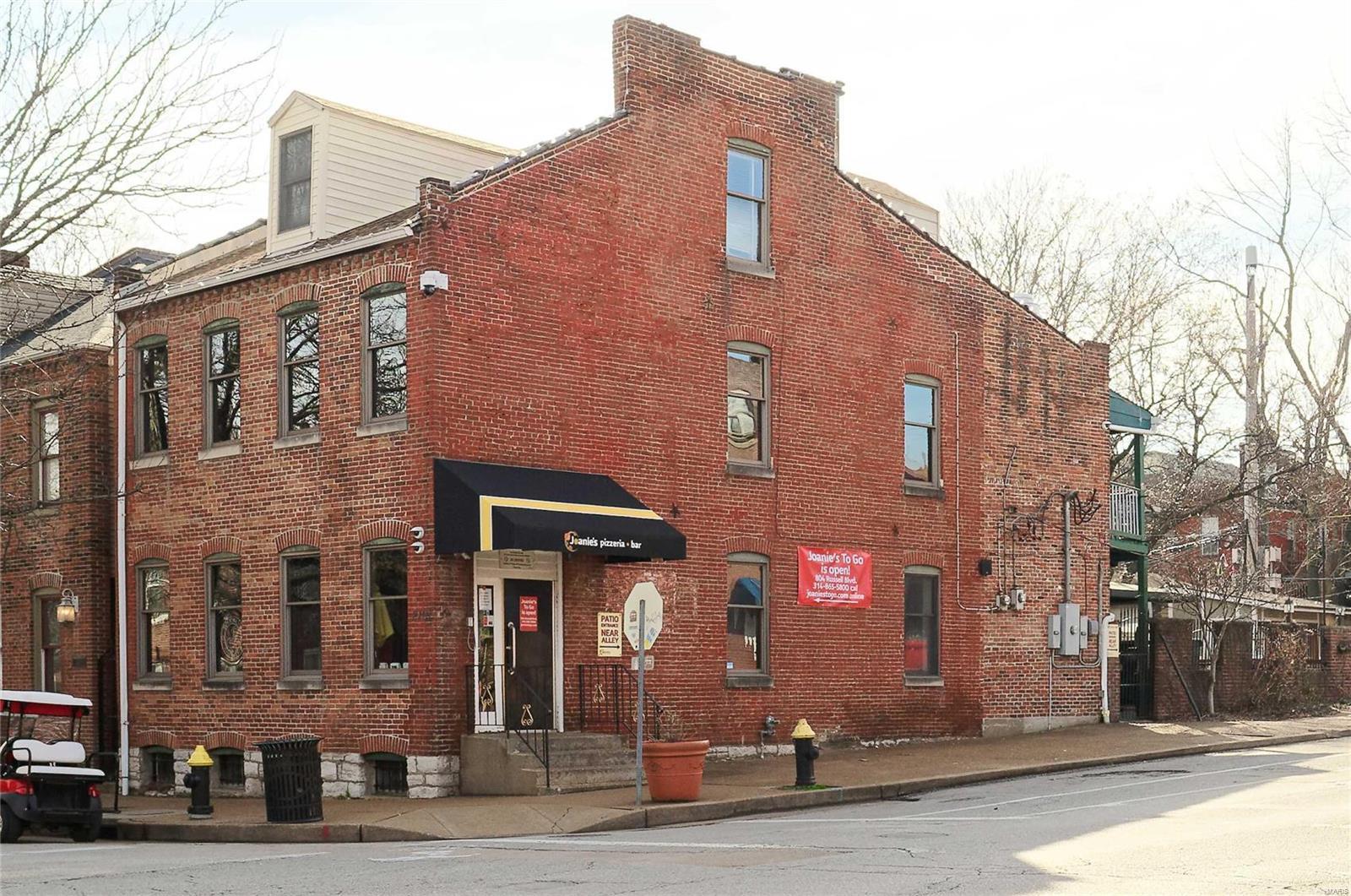 2101 Menard Property Photo - St Louis, MO real estate listing