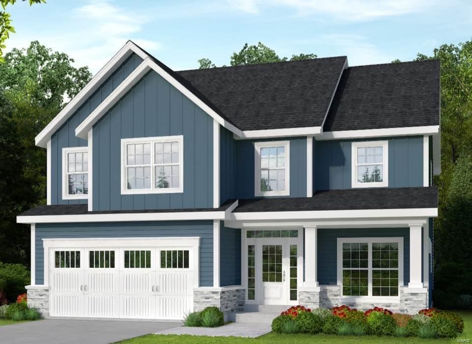 10437 Savannah Property Photo - Frontenac, MO real estate listing