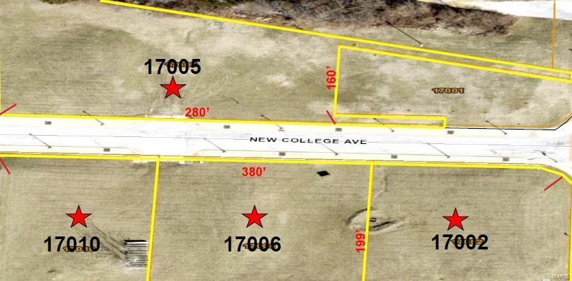 17006 New College Avenue Property Photo - Grover, MO real estate listing