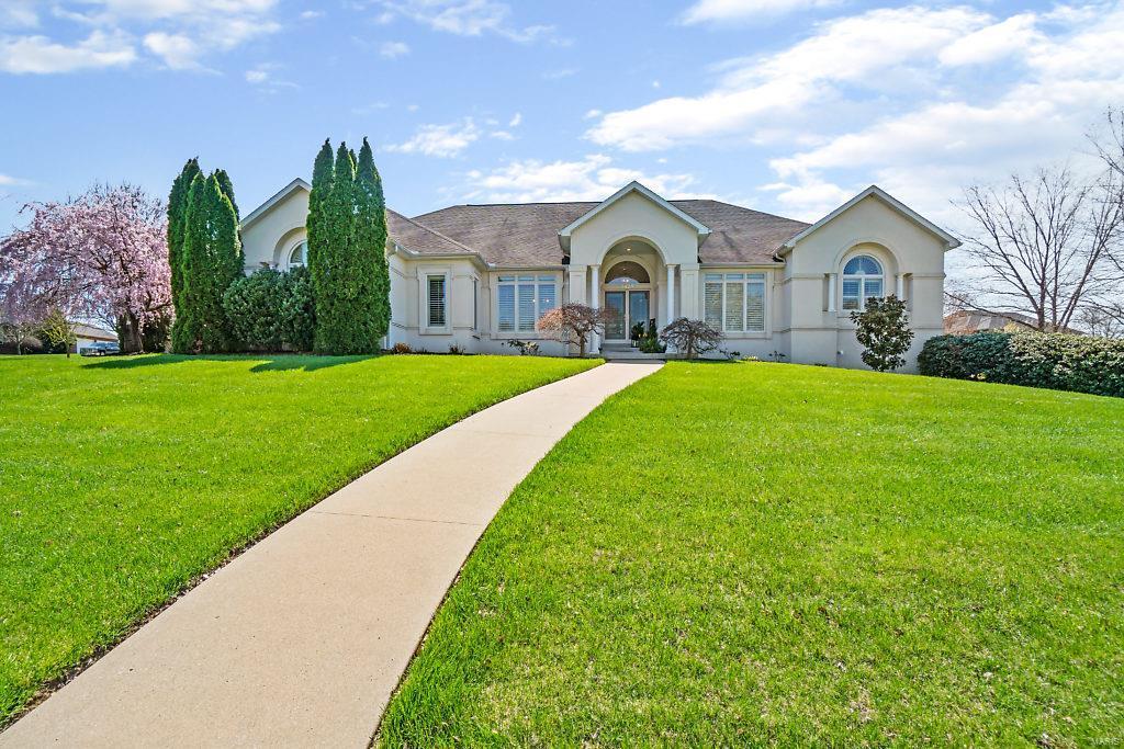 3429 Spring Lake Trail Property Photo - Jackson, MO real estate listing