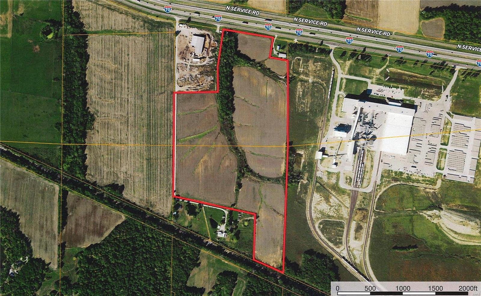 60 South Service Road Property Photo - Jonesburg, MO real estate listing