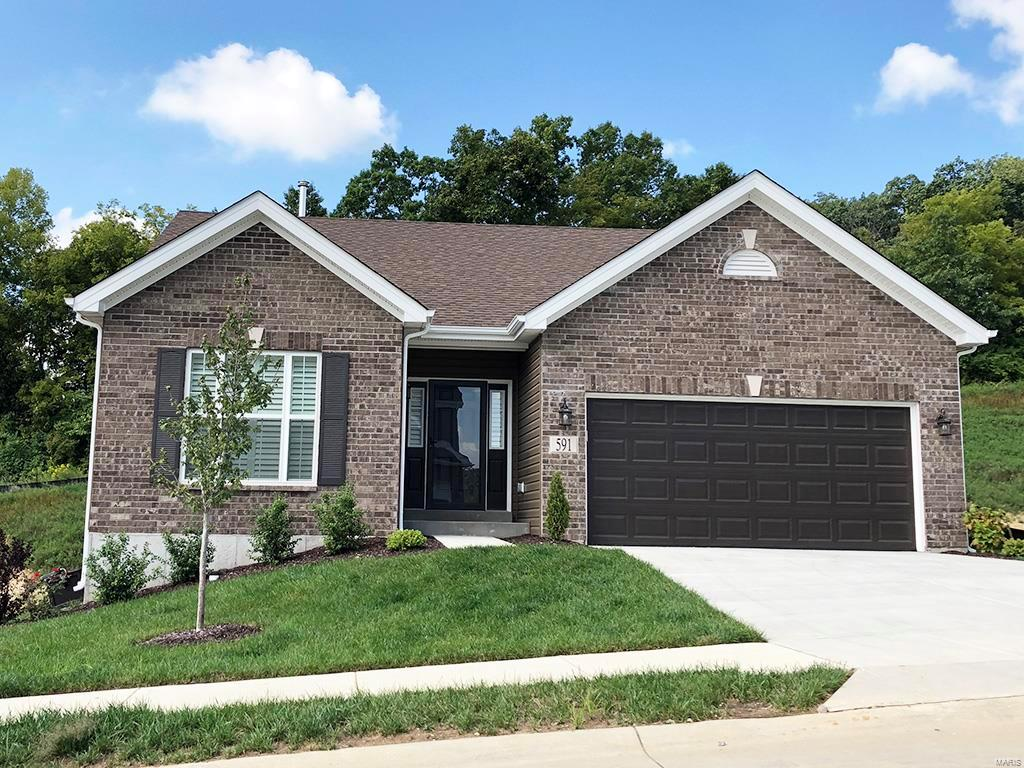 1 @ AspenII at Winding Valley Drive Property Photo - Fenton, MO real estate listing