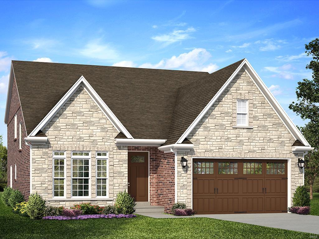 1 Bellendon @ Arbors @ Frontenac Drive Property Photo - Frontenac, MO real estate listing