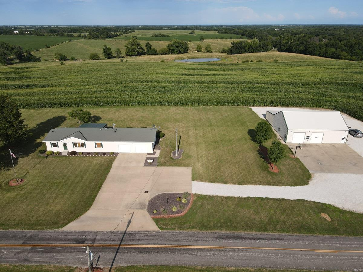 22350 State Hwy Z Property Photo - Lewistown, MO real estate listing