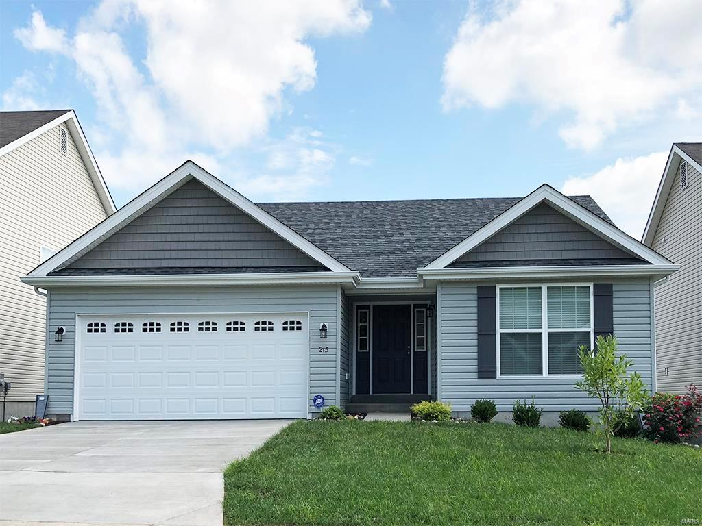 1 @ Aspen II at Rockwood Forest Court Property Photo - Eureka, MO real estate listing