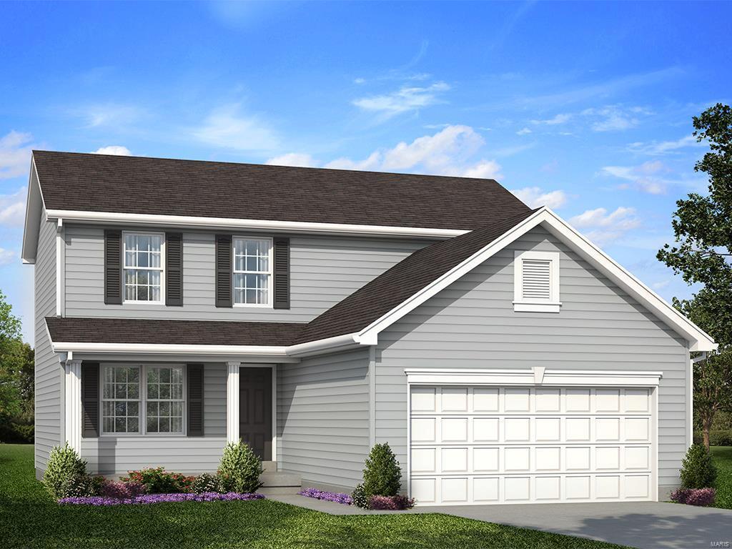 1 Berwick @ Arbors of Rockwood F Court Property Photo - Eureka, MO real estate listing