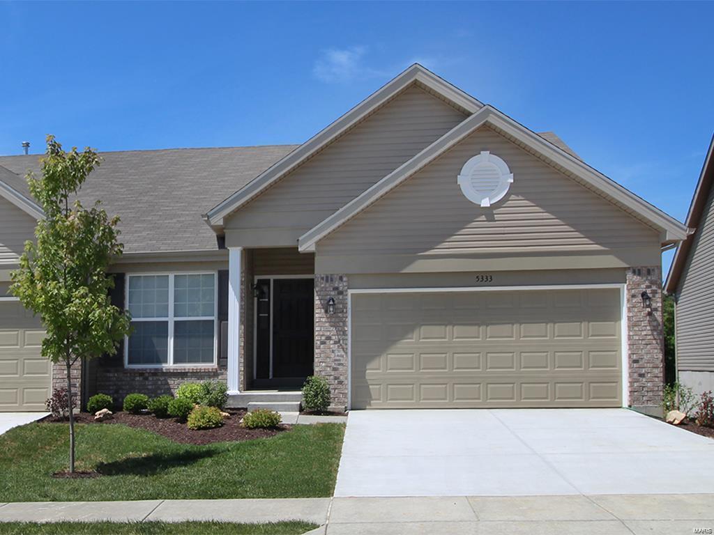 1 Hawthorn @ Arbors of Rockwood Way Property Photo - Eureka, MO real estate listing