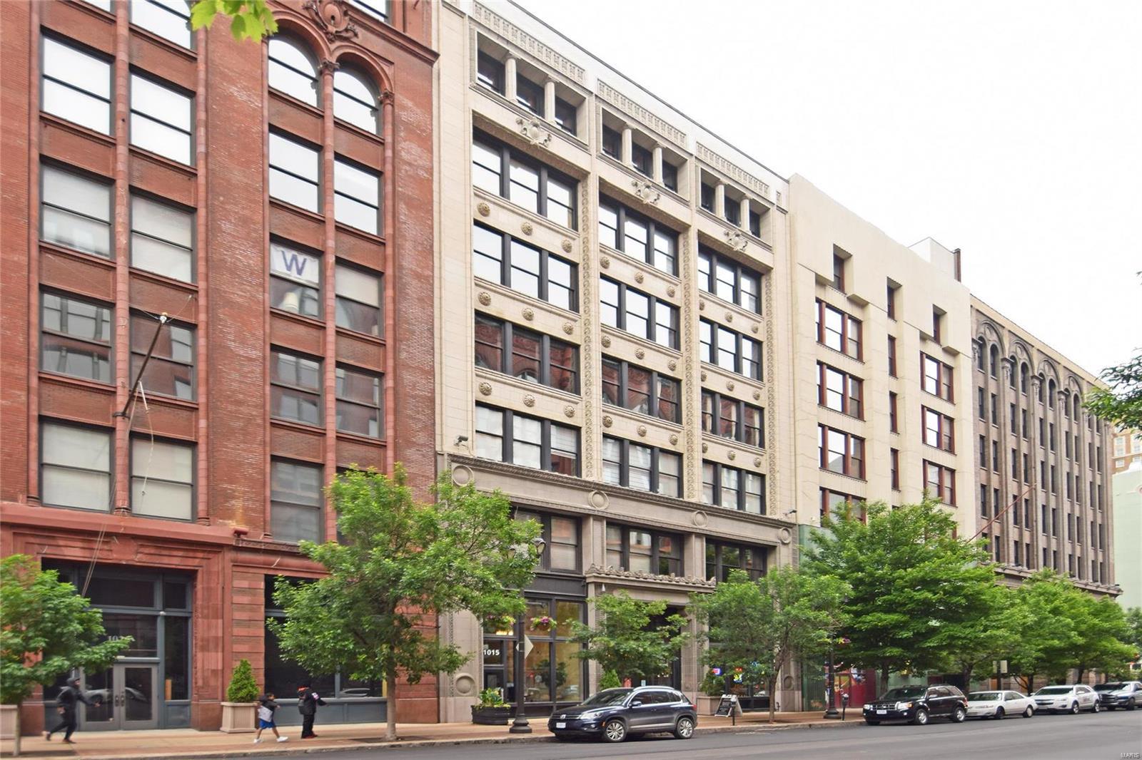 1015 Washington Avenue #708 Property Photo - St Louis, MO real estate listing