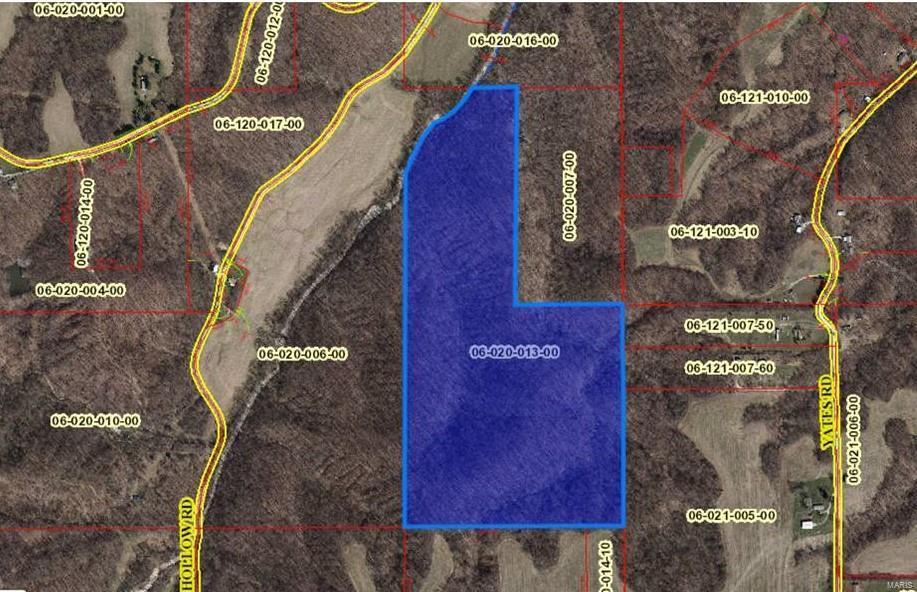 0 Sugar Hollow Rd. Property Photo - Grafton, IL real estate listing