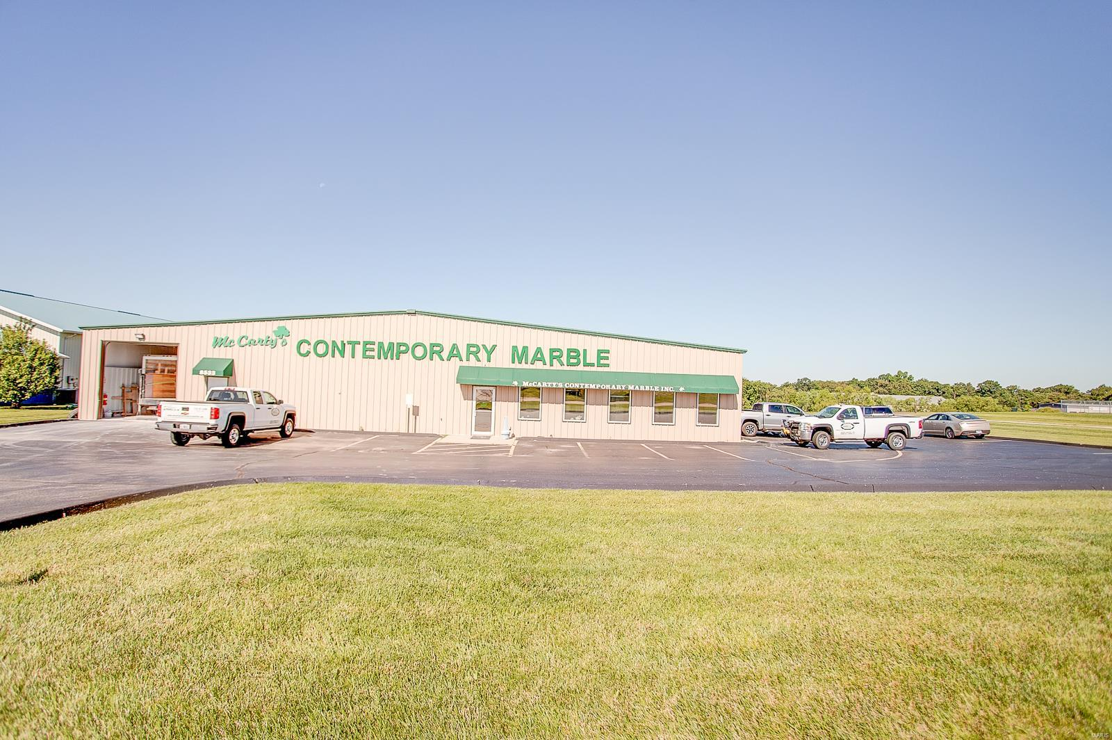 8533 Hanover Industrial Drive Property Photo - Columbia, IL real estate listing
