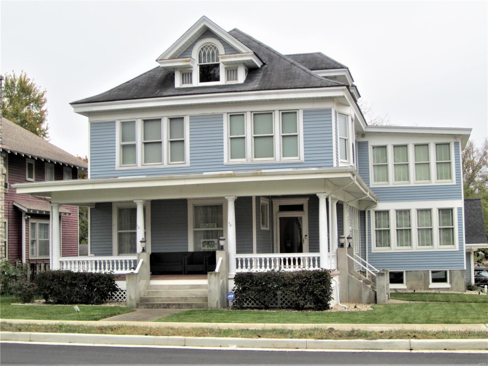 1114 Georgia Street Property Photo - Louisiana, MO real estate listing
