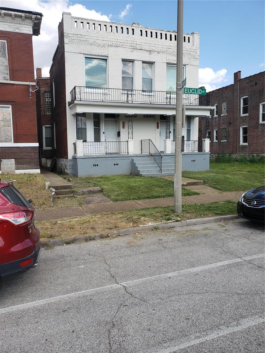 1234 N Euclid Property Photo - St Louis, MO real estate listing