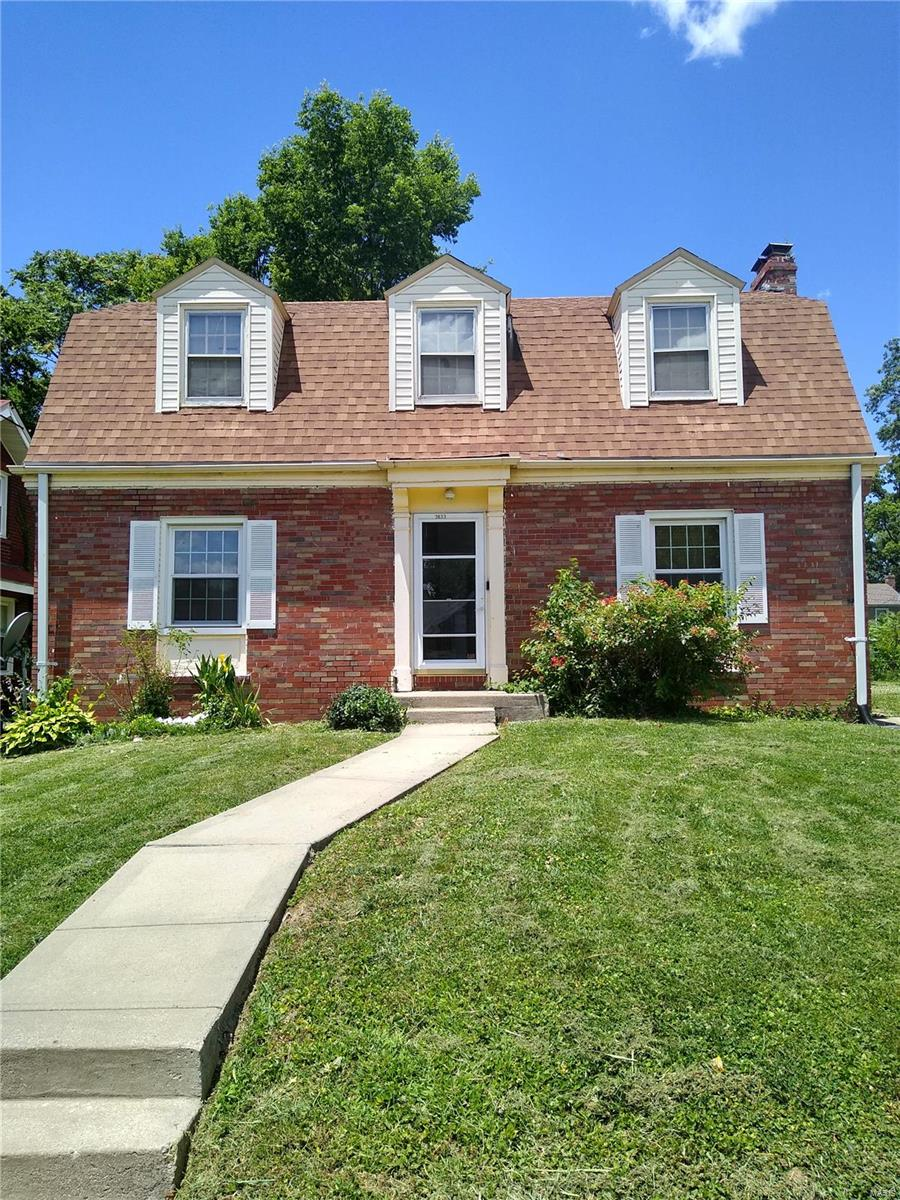 3833 Lawler Property Photo - St Louis, MO real estate listing
