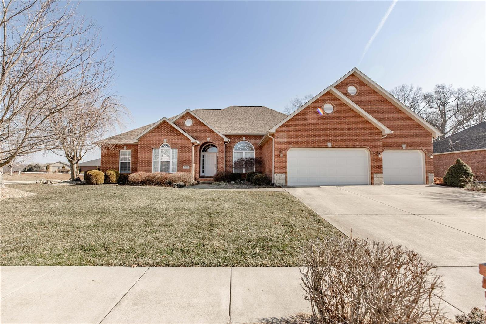 8505 Treybrooke Place Property Photo - O'Fallon, IL real estate listing
