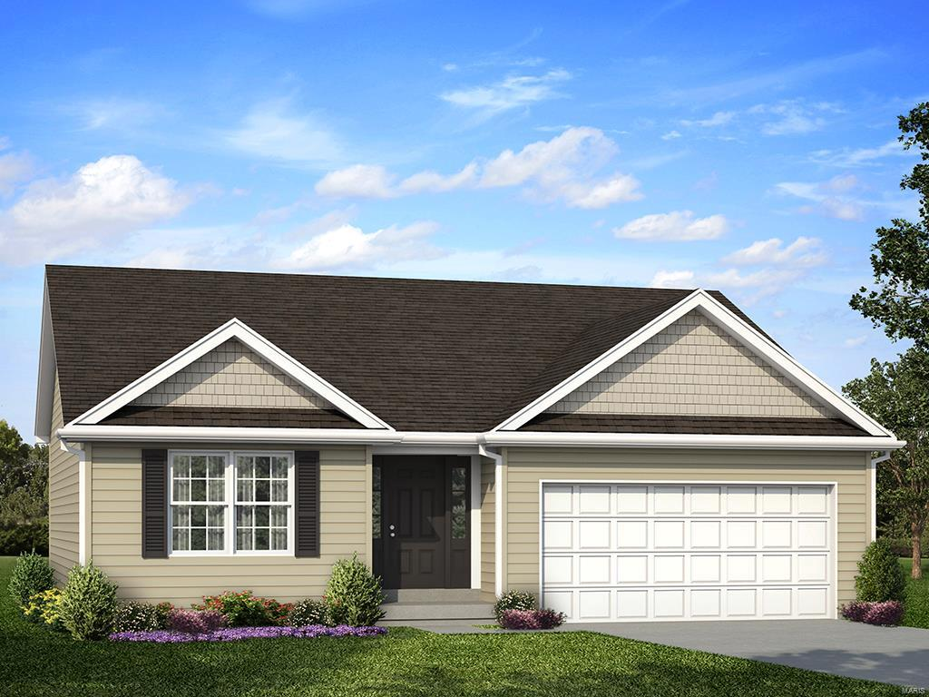 11042 Arbor Gardens Drive Property Photo - Bridgeton, MO real estate listing