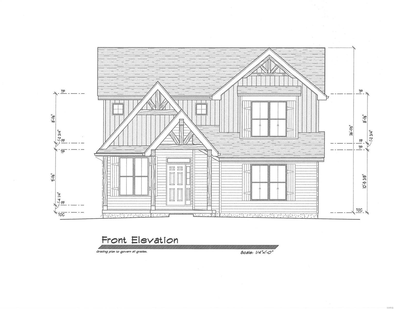 10440 Donoho Property Photo - Frontenac, MO real estate listing