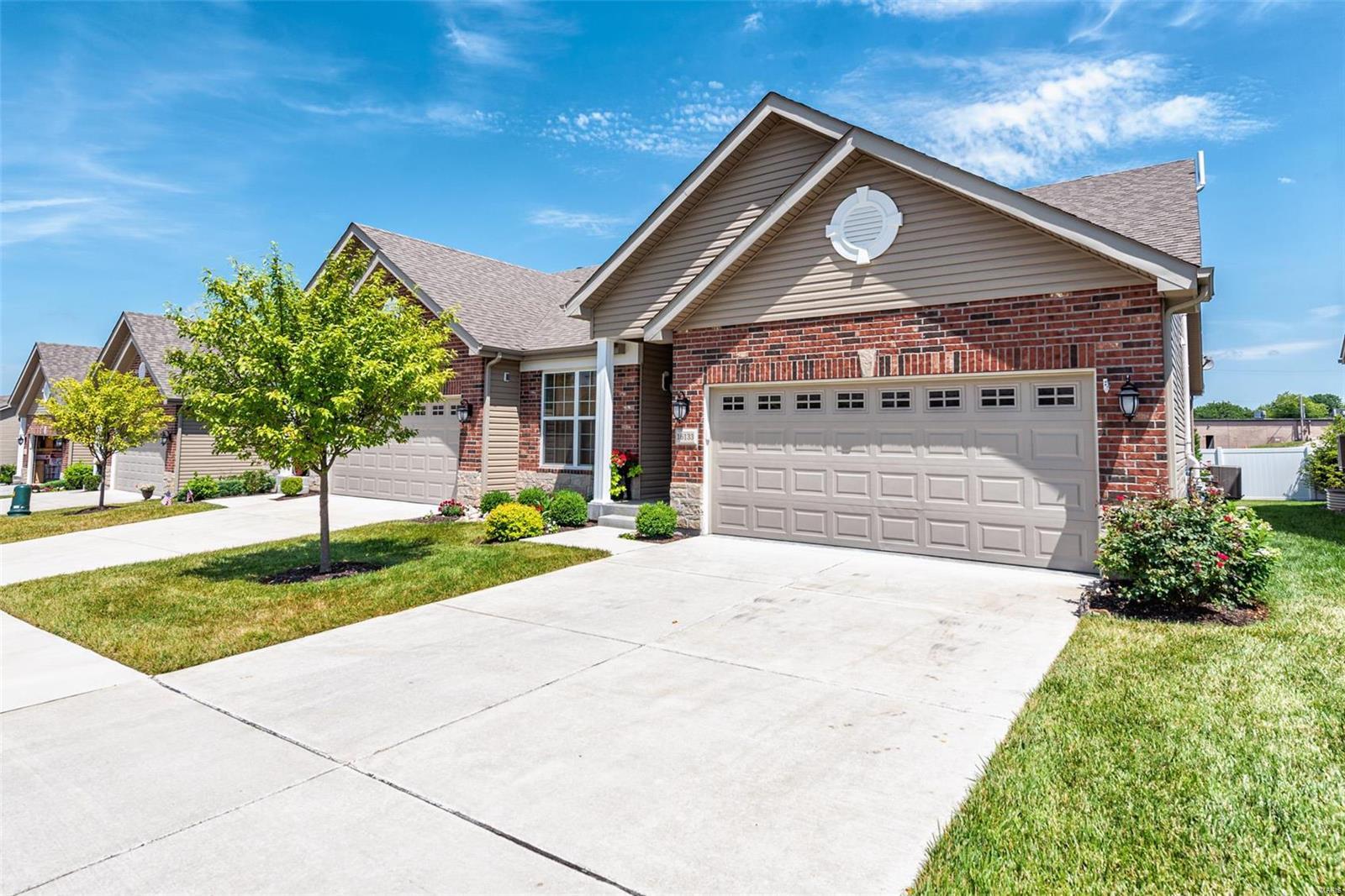 16133 Amber Vista Drive Property Photo - Ellisville, MO real estate listing