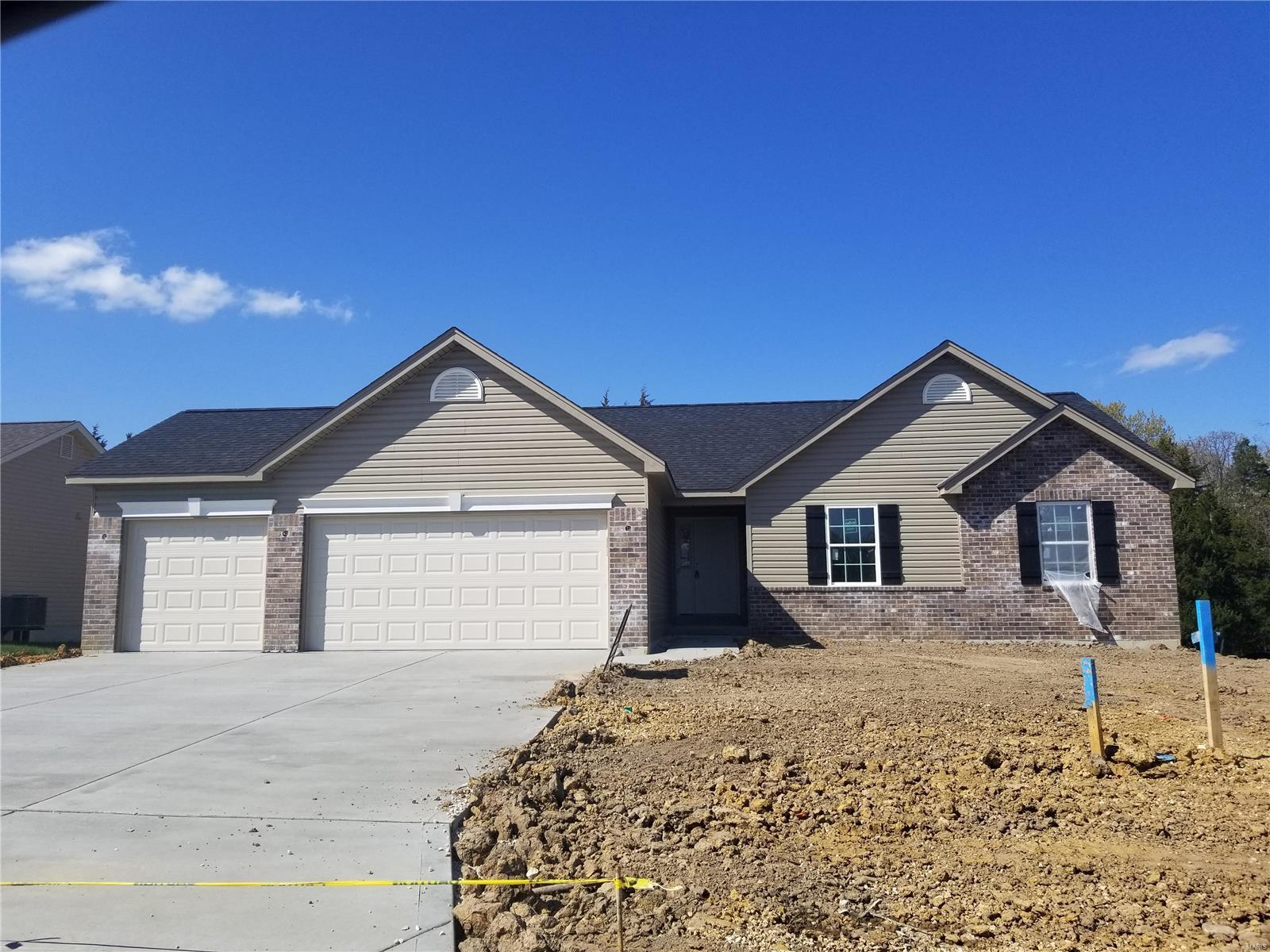 320 TBB-Lot 33 Carolyn Circle Property Photo - Wright City, MO real estate listing