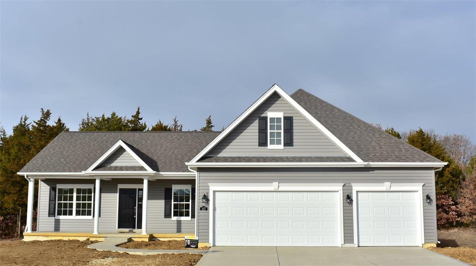314 TBB-Lot 36 Carolyn Circle Property Photo - Wright City, MO real estate listing