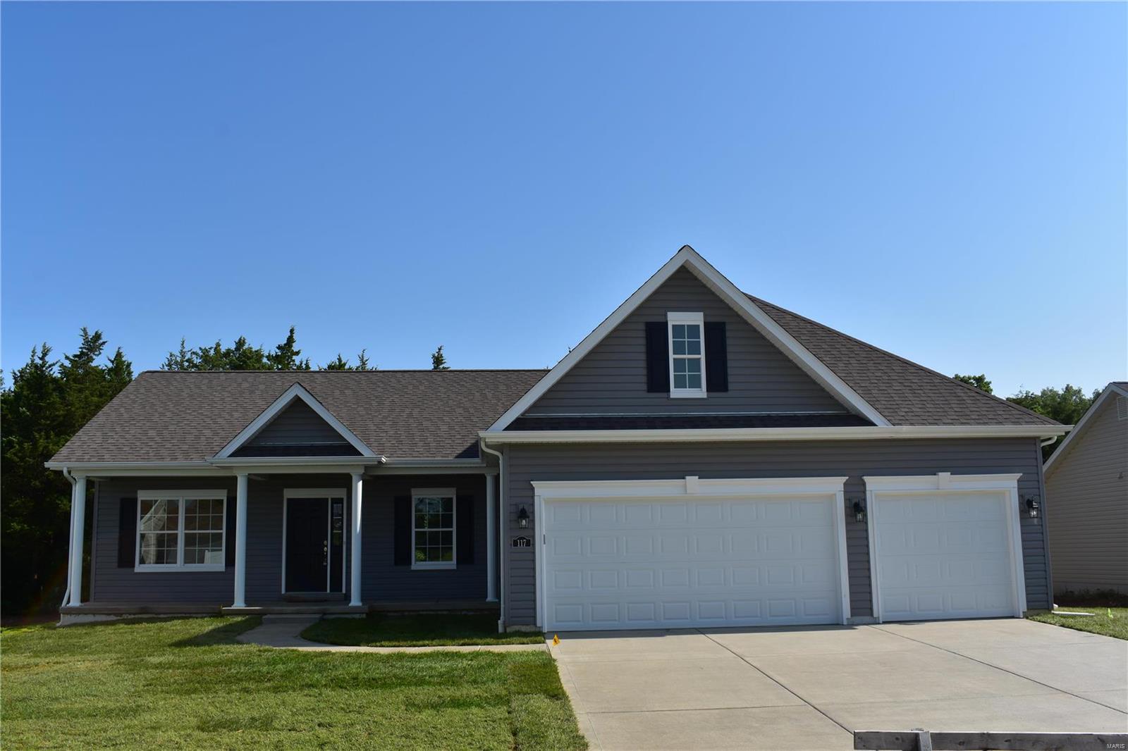 311 TBB-Lot 49 Carolyn Circle Property Photo - Wright City, MO real estate listing