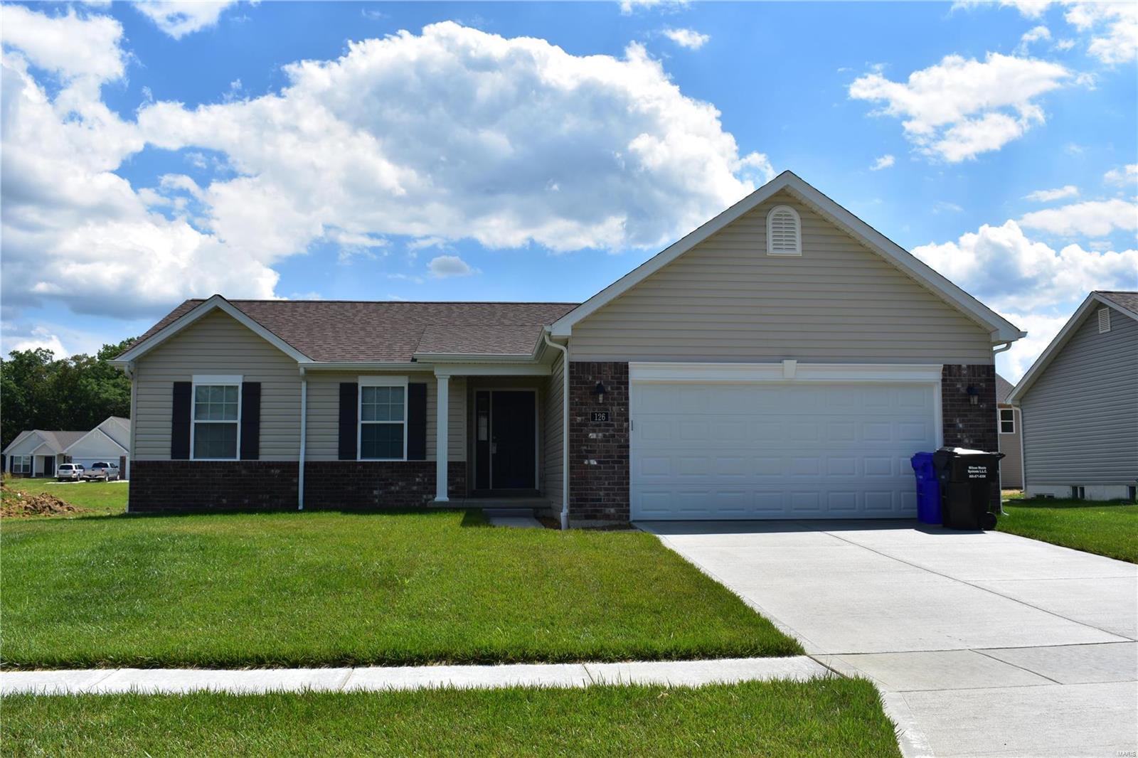 128 TBB-Lot 54 Bryan Ridge Property Photo - Wright City, MO real estate listing