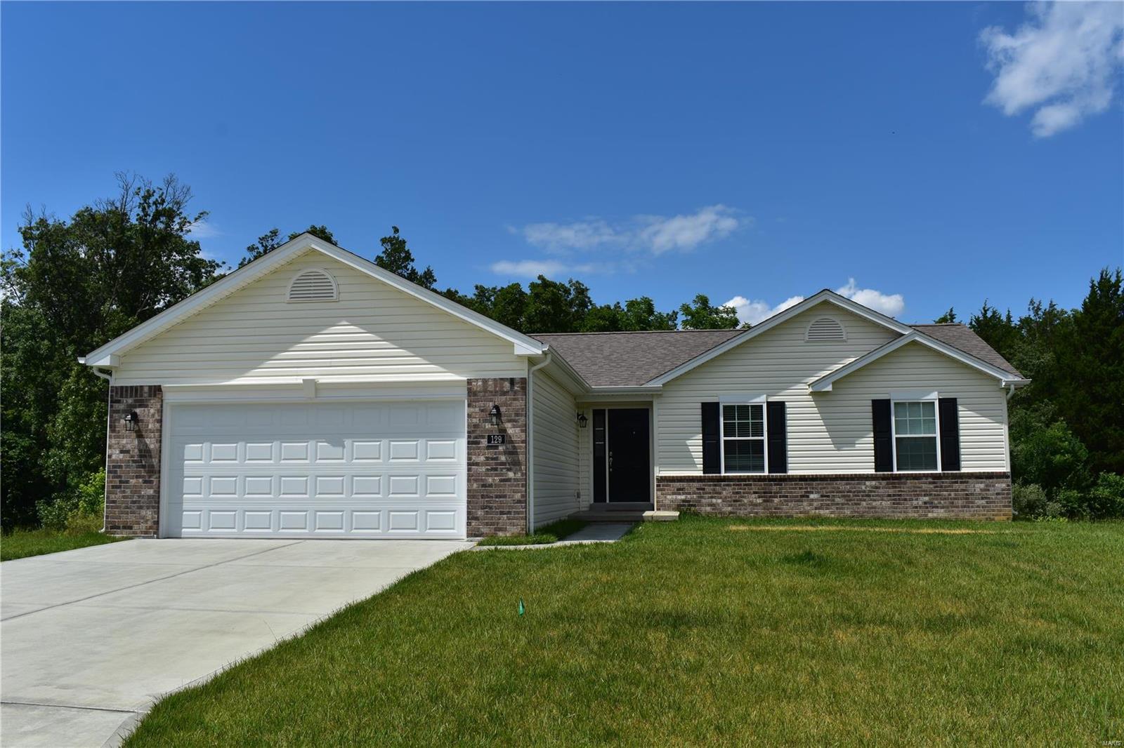 100 TBB-Lot 67 Bryan Ridge Property Photo - Wright City, MO real estate listing