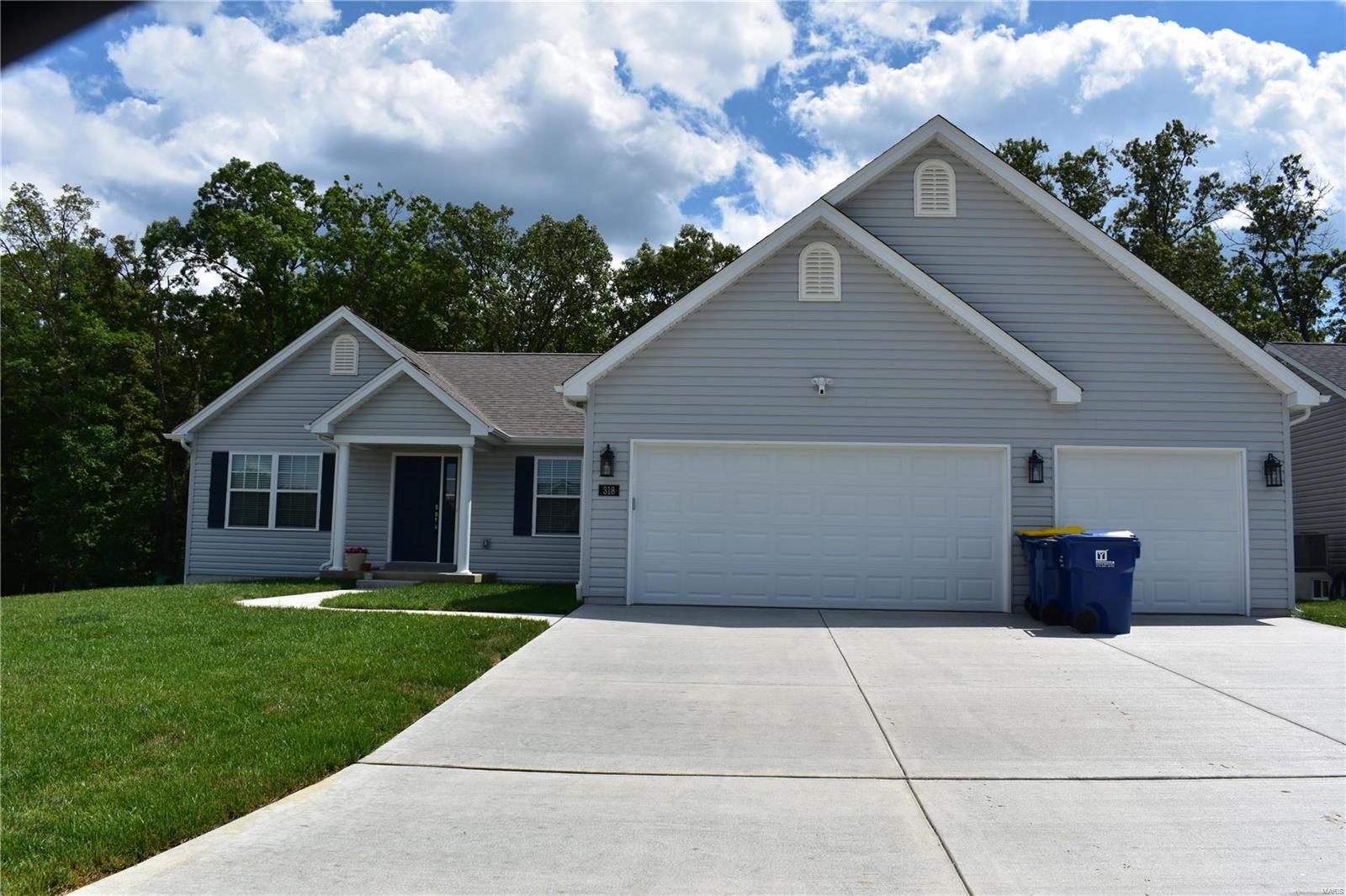 313 TBB-Lot 50 Carolyn Circle Property Photo - Wright City, MO real estate listing