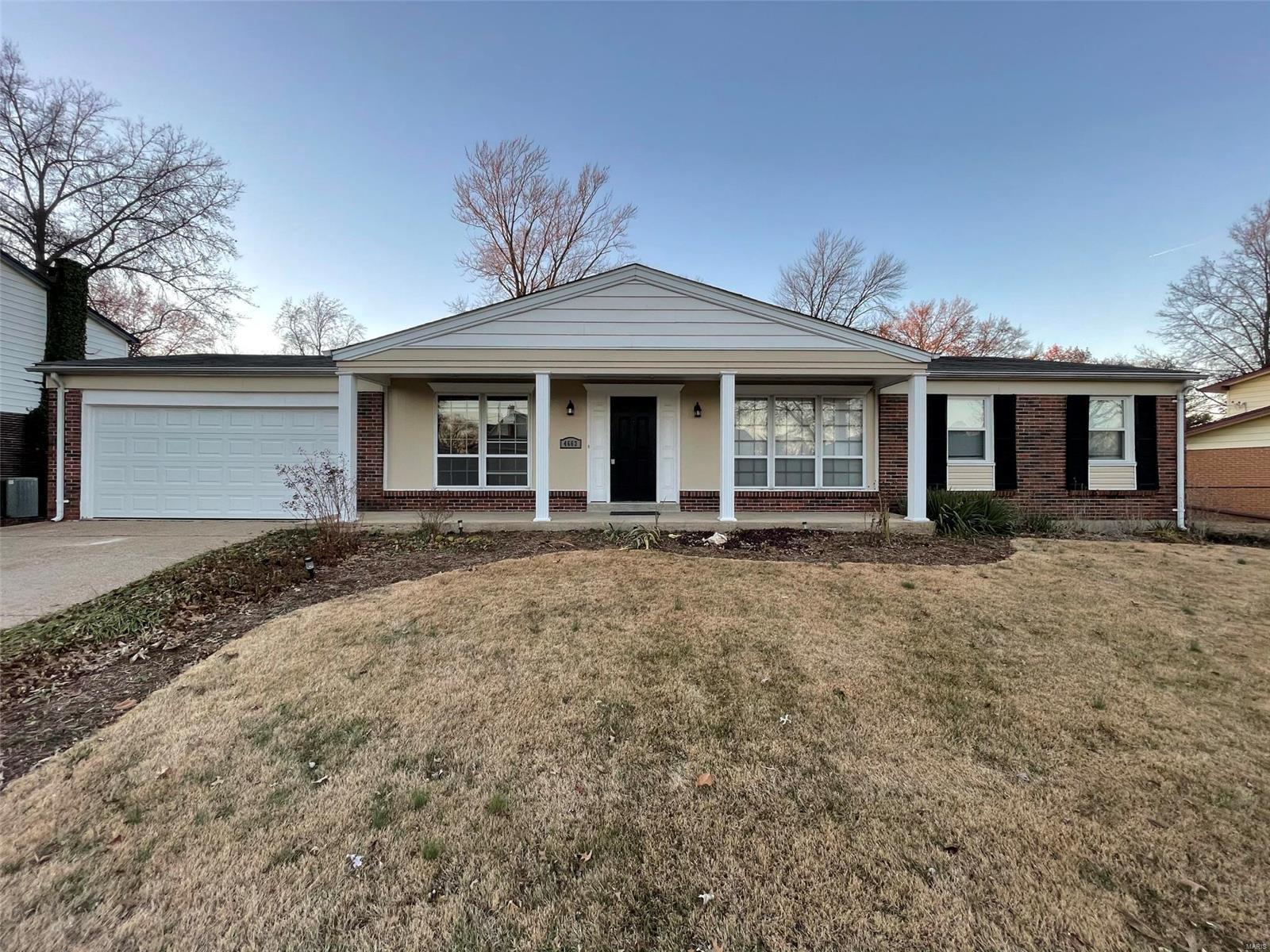 4663 Littlebury Drive Property Photo - Unincorporated, MO real estate listing