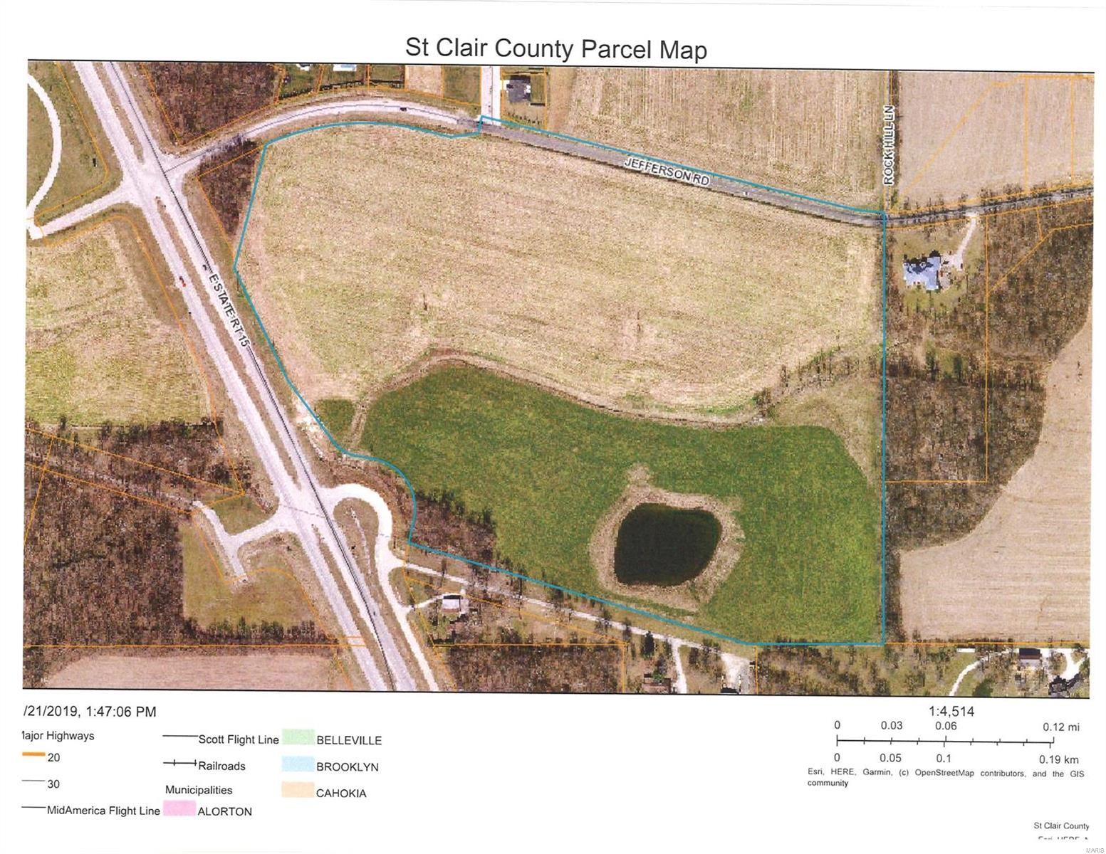 0 E State Route 15 Property Photo - Belleville, IL real estate listing